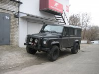 Land Rover 2.5 TD 5