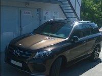 Mercedes GLE-Class 4.5
