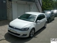 VW Golf VII 2.0 TDI